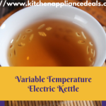Best Electric Tea Kettle With Temperature Control To Buy