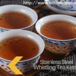 Stainless Steel Whistling Tea Kettles On The Market