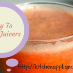 Easy To Clean Juicers