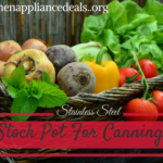 Where To Buy A Stainless Steel Stock Pot For Canning