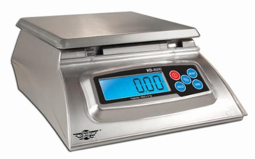 Bakers Math Kitchen Scale Review