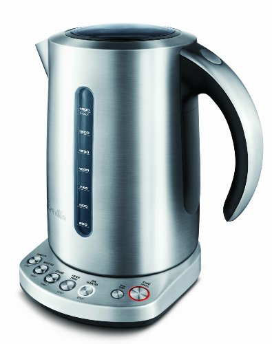 electric tea kettle with temperature control