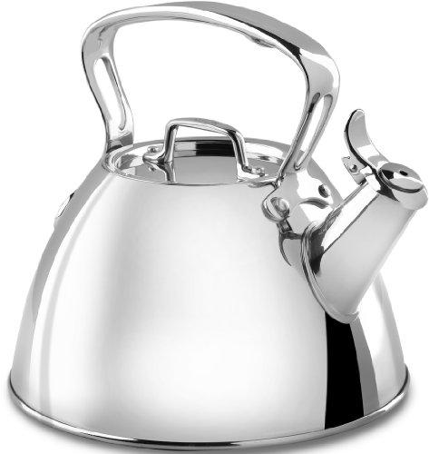 stainless steel whistling tea kettles