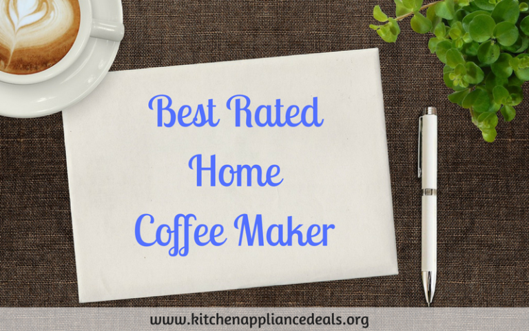 best rated home coffee maker