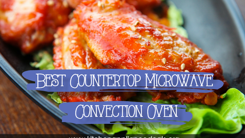 compact convection microwave oven