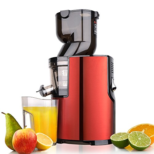 high yield juicer for fruits and vegetables