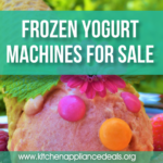 frozen yogurt maker reviews
