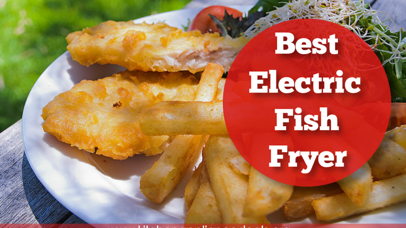 best deep fryer for fish